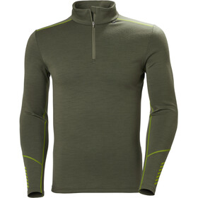 Helly Hansen Lifa Merino Midweight 1/2 Zip Men, lav green